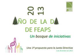 FERIA DE LA DA: Claro del bosque - Conecta2