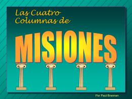 Cuatro Columnas De Misiones