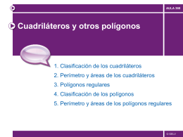 CLASE 3. POLIGONOS