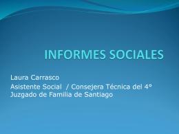 Ponencia Laura Carrasco - Seminario Importancia del Peritaje