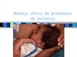 Lactancia Materna: Apoyo de Enfermería en los principales