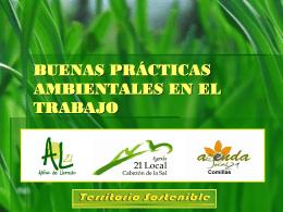 Buenas Prácticas Ambientales en Jardinería y Mantenimiento