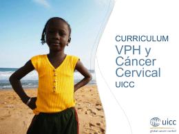 Cuidados paliativos del cáncer cervical