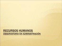 Secretaría Académica - Facultad de Ciencias Económicas