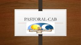 PASTORAL-CAB - Colegio Arriarán Barros