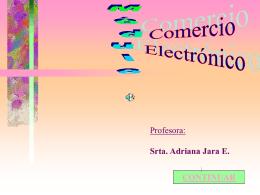 el e-commerce en una economía globalizada - liceob22