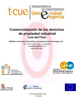 Presentacion IDETRA (1) 090507 TCUE
