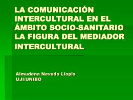 la comunicación intercultural en el ámbito socio