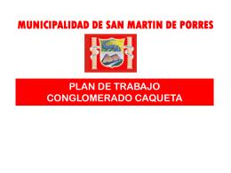 Conglomerado CAQUETÁ