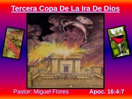 31-Tercera Copa De La Ira De Dios