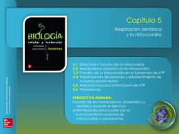KARP_7a_c05_RESPIRACION_AEROBICA_MITOCONDRIA