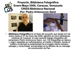 Proyecto Biblioteca Fotográfica