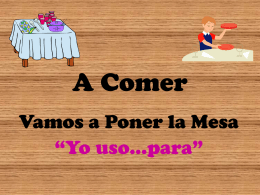 A Comer