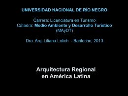 Pw3 ArqReg AL-Permacult-EcoCdad - Universidad Nacional de Río