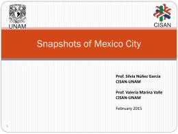 Sistema alimentario de la Ciudad de México