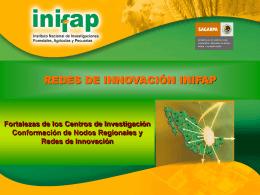 INIFAP a través de Redes de Innovación.