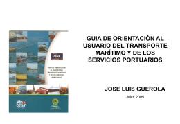 Flete marítimo, recargos y otros cargos del porteador