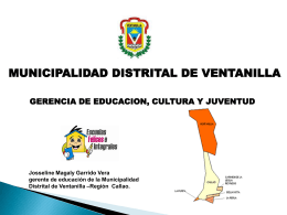 Josseline Magaly Garrido Vera - Consejo Nacional de Educación