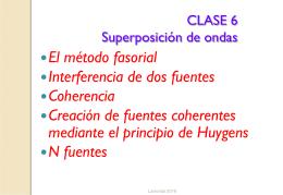 CLASE 5 Ondas Electromagnéticas
