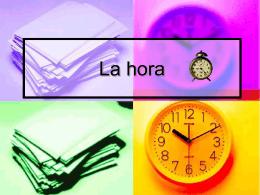 la-hora