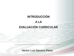 Diseño Curricular 1