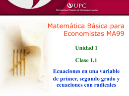 Ecuaciones 1er_2do G.