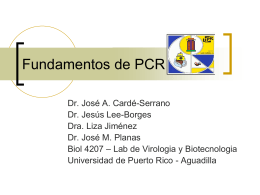 3-Fundamentos de PCR