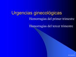 Urgencias gine 2