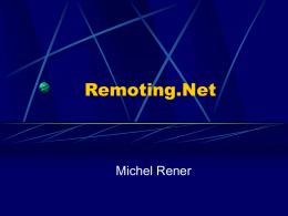 remoting-net
