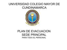 plan de emergencias empresaxxxxxxx