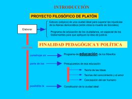 TEMA 3 PLATÓN 3