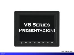 V8 Presentation Castella
