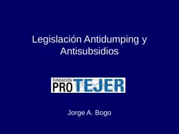 Diapositiva 1 - Fundación PRO