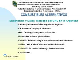GNC Arg. 2000 Cong.AIDIS en Porto Alegre 1