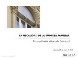 UVEG – Empresa Familiar (Fiscal) (mayo 2015)