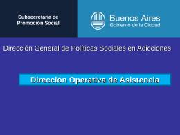 + info - Gobierno de la Ciudad Autónoma de Buenos Aires