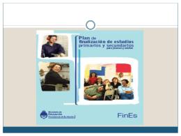 FinEs. - Gobierno de la Provincia de Entre Ríos