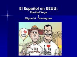 El Español en EEUU: ¡Qué Situación!