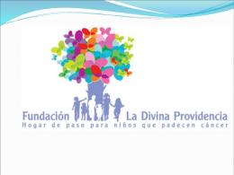 Diapositiva 1 - Fundación Divina Providencia