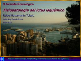 Servicio de Neurología. Hospital Regional Universitario Carlos Haya