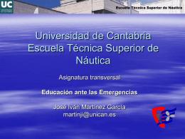 Lección cuarta - Universidad de Cantabria