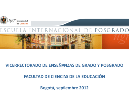 Escuela Internacional de Postgrados (España)