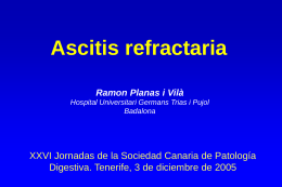 FACTORES PREDICTIVOS DE BUENA RESPUESTA AL