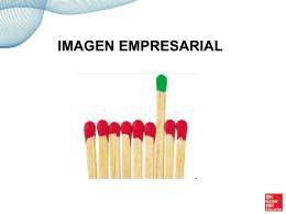 Presentación sobre la imagen empresarial