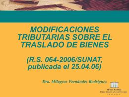 Muñiz, Forsyth, Ramírez, Pérez-Taiman & Luna