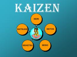 kaizen V