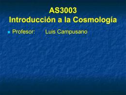 Historia de la Cosmología
