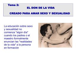 6TO_SEC_Tema 2 Sexo y Sexualidad