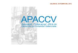 Presentación APACCV - jesusvillanueva.net