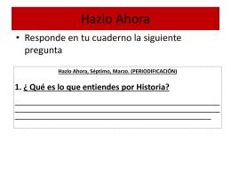 Clase 3 - Colegio SS.CC. Manquehue